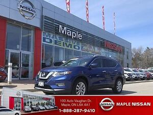 2017 Nissan Rogue |DEMO SALE|NAVI|Remote Starter|Heat seats|+++|