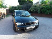 BMW 118d Sport, 2010 Plate, 81'000 Miles, £30 Road Tax a Year