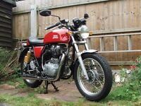 Royal enfield contintal gt
