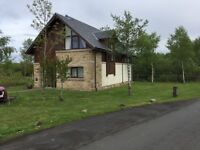 Cameron House, Loch Lomond. Luxury Three Bedroom Lodge at the Carrick Golf Coures