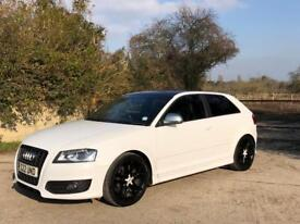 Audi S3 Quattro '59 plate with SatNav and Bose