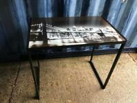 Modern desk/table FREE DELIVERY PLYMOUTH AREA