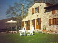 Italy Holiday let, avail' April to Sept' Beautiful Villa, Tuscany from £395 to 550pw April-Sept'