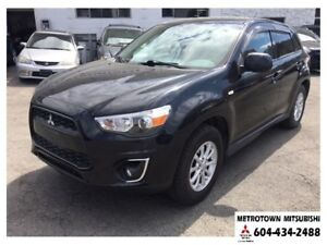 2014 Mitsubishi RVR SE 4WD; Local & no accidents!