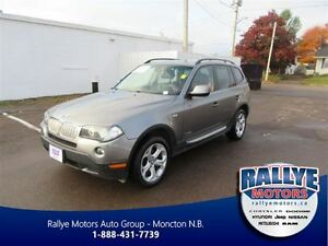 2010 BMW X3 xDrive30i! AWD! Alloy! Sunroof! Leather!