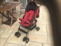 Hauck Sport Push chair As New