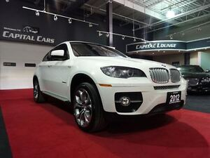 2012 BMW X6 xDRIVE 5.0I / NAVIGATION / BACK UP CAMERA