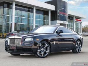 2015 Rolls Royce Wraith -