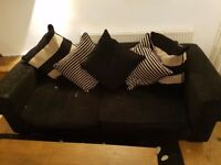 Dfs large 3 seater sofa
