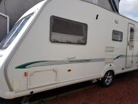 07/08 BESSACARR CAMEO 525 SL 3 BERTH MOVER AIR AWNING