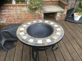 Mosaic Firepit table