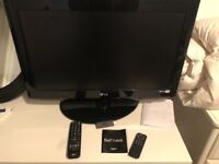 Fab 26inch LG TV with fire stick
