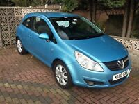2010 Corsa 1.7 SE cdti diesel ( high spec, heated seats , steering wheel etc)