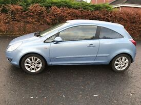 Vauxhall Corsa 1.4i 16v Design 3 door (air conditioning)