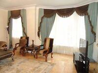 3 Bedroom Flat 2 Reception + 3-4 bathroom/wc Transept Street Marylebone NW1 Edgware Road Paddington
