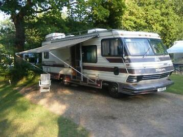 Gmc Allegro, 6.2 Diesel, 28 Ft, Classic American Motorhome, 20 Mpg, Supurb Mechanically, Excellent!