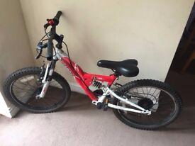 Bike for 6-8 year boys