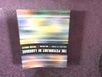 Psycholog/Social Work/CLD/Social Care University books