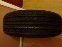 Meriva b, Zafira b, Astra h or similar spare wheel