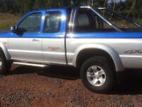 Mazda b2500 freestyle cab/ford ranger