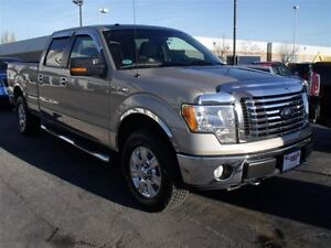 2010 Ford F-150 XLT-4X4-4 PORTES-MARCHE