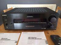 Sony STR-DB930 home cinema amplifier receiver DTS dolby digital