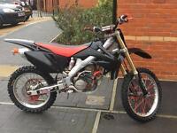 Honda crf 250 2005
