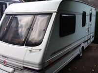 swift challenger 520se 4 berth 1998 with motor mover