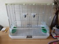 Vision Bird Cage - Medium Single height