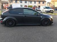 Ford Focus rs 500 replica 39k miles full rs conversion