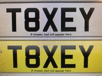 Cherished Registration - T8XEY