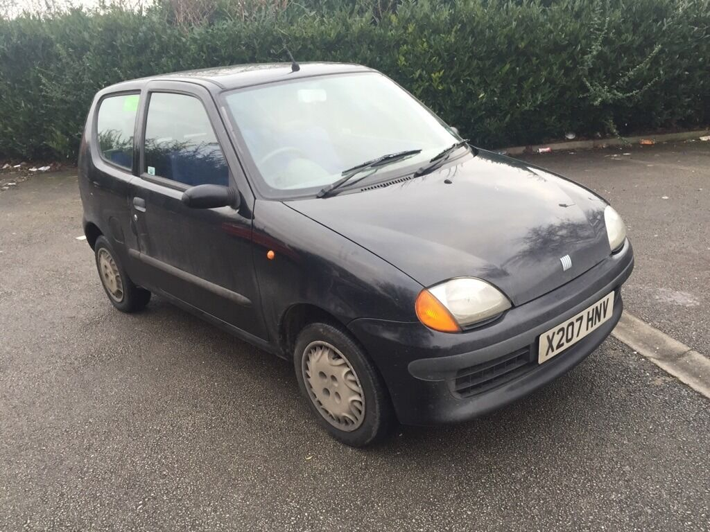 Fiat Seicento 0.9 SX 3dr One Owner From New