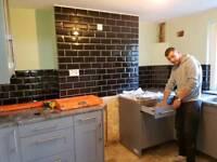 Kitchen/bathroon fitter