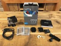 GoPro hero 4 silver, great condition