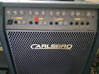 Built in amp speaker