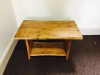 Lovely Pine Coffee Table.