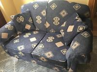 Two sofas three seater and two seater £95ono