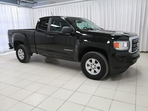 2017 Gmc Canyon 4X4 EXT CAB - ONE OWNER TRADE!