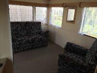 2 bedroom caravan for rent good location