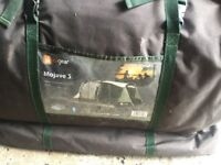 hi gear Mojave 5 tent - good condition