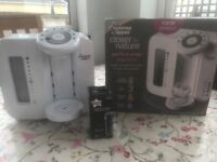 Tommie tippee Perfect prep machine and new sealed filter