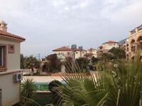 Amazing Turkish Olu Deniz ( Fethiye) villa with a large swimming pool