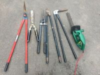 Different garden tools