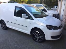 Volkswagen Caddy Edition 30 (2013)