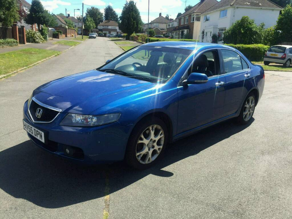 Honda Accord 2.2tdi 2005