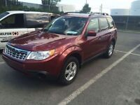 2012 Subaru Forester X Convenience / AWD / Automatique / A/c / M
