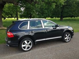 Porsche Cayenne – Immaculate condition – 2008 V6 Tiptronic Sport – Facelift Model