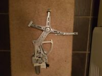 FOR SALE WINDOW REGULATOR WITH MOTOR AND GLASS FOR VECTRA 2008