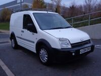 2004 FORD TRANSIT CONNECT SWB PANEL VAN , 3 MONTHS WARRANTY , BARGAIN!, 1 YEAR MOT