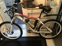 Electric zipper Z6 mountain bike